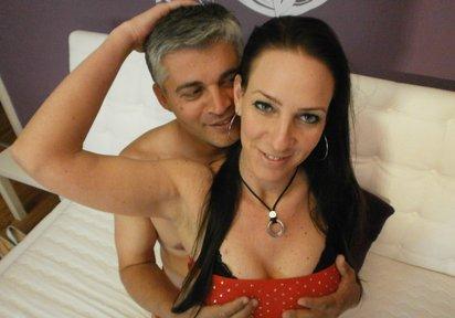 Sexcam Livegirl HotChrista+HardDirk