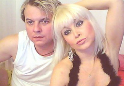 Sexcam Livegirl Kristine+Nicolas