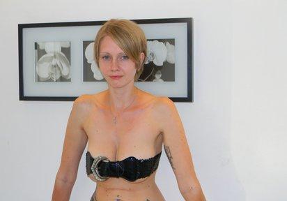 Sexcam Livegirl BashfulTanja